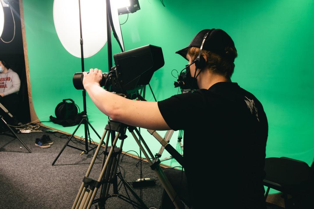 Audiovizuální technika